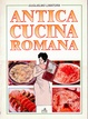 Cover of Antica cucina romana