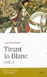 Cover of Tirant lo blanc Vol.1