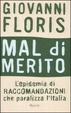Cover of Mal di merito