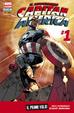 Cover of Il nuovissimo Capitan America #1