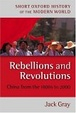 Cover of Rebellions and Revolutions