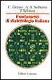 Cover of Fondamenti di dialettologia italiana