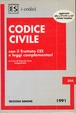 Cover of CODICE CIVILE