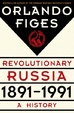 Cover of Russian Revolution: 1891-1991