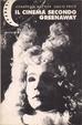 Cover of Il cinema secondo Greenaway