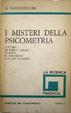 Cover of I misteri della psicometria