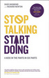 Cover of Stop Talking, Start Doing