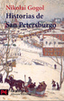 Cover of Historias de San Petersburgo