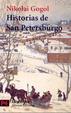 Cover of Historias de San Petersburgo