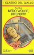 Cover of Nero Wolfe, difenditi!