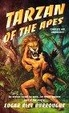 Cover of Tarzan of the Apes
