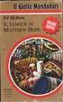 Cover of Il sangue di Matthew Hope