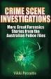 Cover of Crime Scene Investigations