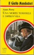 Cover of Una morte terribile e improvvisa