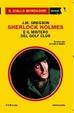 Cover of Sherlock Holmes e il mistero del golf club