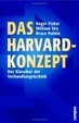 Cover of Das Harvard - Konzept.