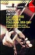 Cover of La canzone d'autore italiana (1958-1997)