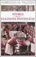 Cover of Storia delle elezioni pontificie