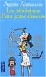 Cover of Les tribulations d'une jeune divorcée