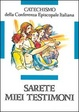 Cover of Sarete miei testimoni