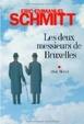 Cover of Les deux messieurs de Bruxelles
