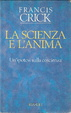 Cover of La scienza e l'anima