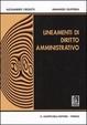 Cover of Lineamenti di diritto amministrativo