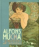 Cover of Alfons Mucha e le atmosfere Art Nouveau