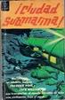 Cover of ¡Ciudad submarina!