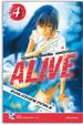 Cover of Alive - Evoluzione finale n. 4