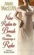 Cover of Nine Rules to Break When Romancing a Rake
