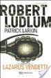 Cover of Lazarus vendetta