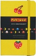 Cover of Moleskine Pac-man Yellow Plain Pocket Notebook