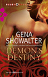 Cover of Demon's Destiny