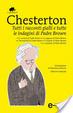 Cover of Tutti i racconti gialli e tutte le indagini di Padre Brown