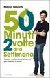 Cover of 50 minuti 2 volte alla settimana