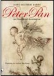 Cover of Peter Pan nei Giardini di Kensington