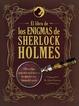 Cover of El libro de los enigmas de Sherlock Holmes