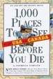 Cover of 1000 Places to See in the U.S.A. & Canada Before You Die