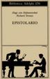 Cover of Epistolario