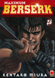 Cover of Maximum Berserk vol. 24