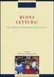 Cover of Buona lettura! Buone pratiche di promozione della lettura in Campania