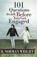 Cover of 101 Questions to Ask Before You Get Engaged