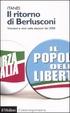 Cover of Il ritorno di Berlusconi