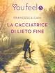 Cover of La cacciatrice di lieto fine