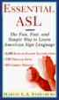Cover of Essential ASL