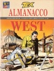 Cover of Tex: Almanacco del West 1998
