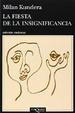 Cover of La fiesta de la insignificancia