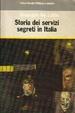 Cover of Storia dei servizi segreti in Italia