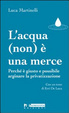 Cover of L'acqua (non) è una merce